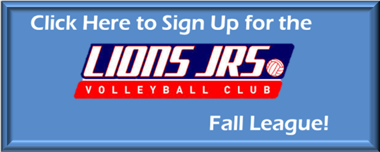 Lions Jrs. Fall League