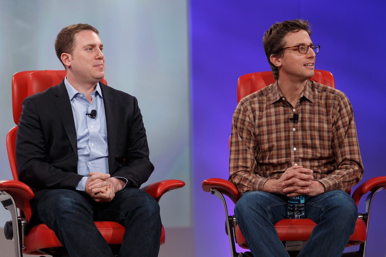 Birth of BuzzFeed: http://recode.net/2015/06/12/buzzfeeds-jonah-peretti-and-ben-smith-on-the-dress-disappearing-posts-and-evolving-platforms/