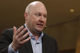 "Marc Andreesen must read interview in WSJ today titled ""Andreessen: Bubble Believers 'Don't Know What They're Talking About'.""  If you missed it, here's a paywall-hopping  link  to the article (that's optimized for mobile, so please excuse the wonky layout if you are on a desktop browser… well worth it)."