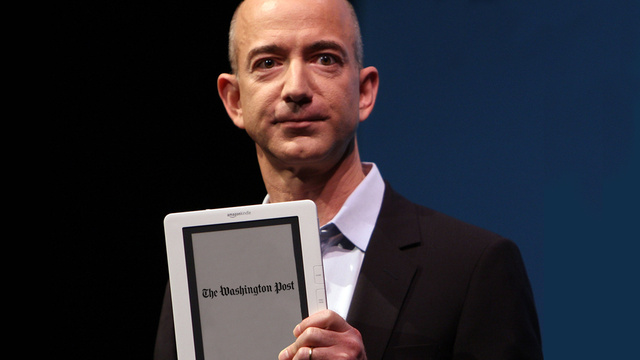 dailyfeeder: What Can the Washington Post Expect From Its New Owner Jeff Bezos? In a letter to his new employees at The Washington Post, Amazon founder Jeff Bezos wrote,… View Post Hearing it feels like a funeral over there and reading criticism including this uneasy open letter from The Washington Post is puzzling.  Not sure I get how this acquisition is a bad thing?… he's well-funded, has unbeatable business credentials, has created an incredible web product experience, and also, created an amazing e-reading hardware/platform.  Why wouldn't a newspaper that's loosing money amid the world shifting to digital want someone like this at the helm?