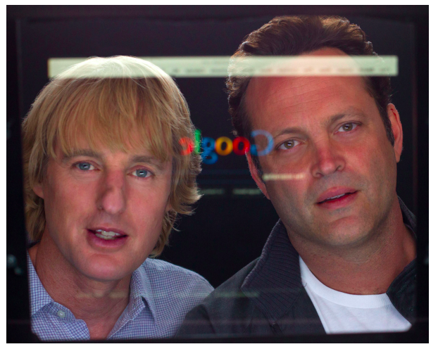 marketingland :       The Internship: A Fun Movie, But Also A Beautiful Google Commercial       June 7th release… this review makes me want to see it more.  Hope it's good.  Here's the trailer:   http://youtu.be/cdnoqCViqUo