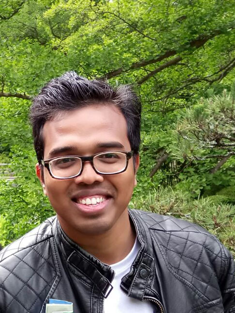 Mir Mubashir Khalid, Graduate Student