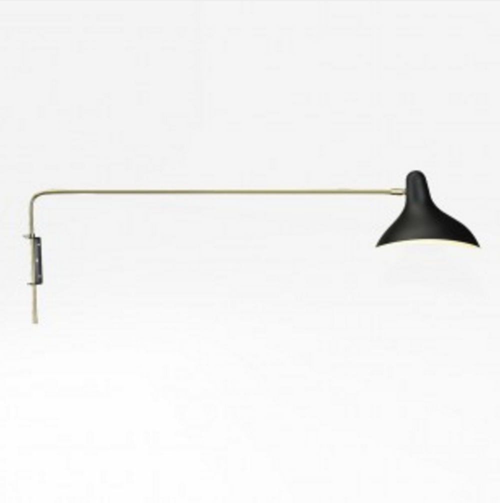 Ellinor Black Wall Sconce