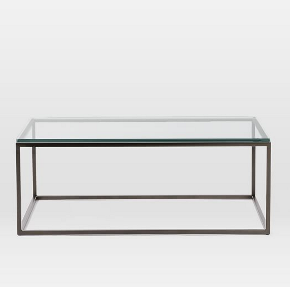 Box Frame Coffee Table
