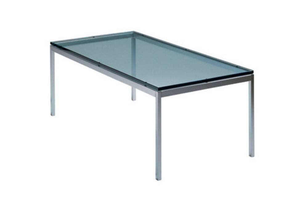 Get this droolworthy living room mara silber - Florence knoll rectangular coffee table ...