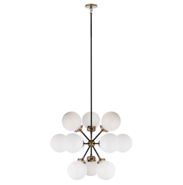 Circa Lighting's Bistro Small Round Chandelier, $1,491