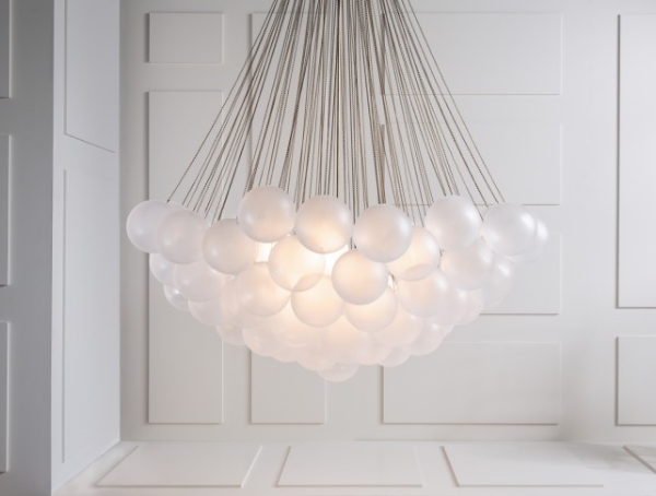 Apparatus Studio's Cloud XL Chandelier, Call for Pricing