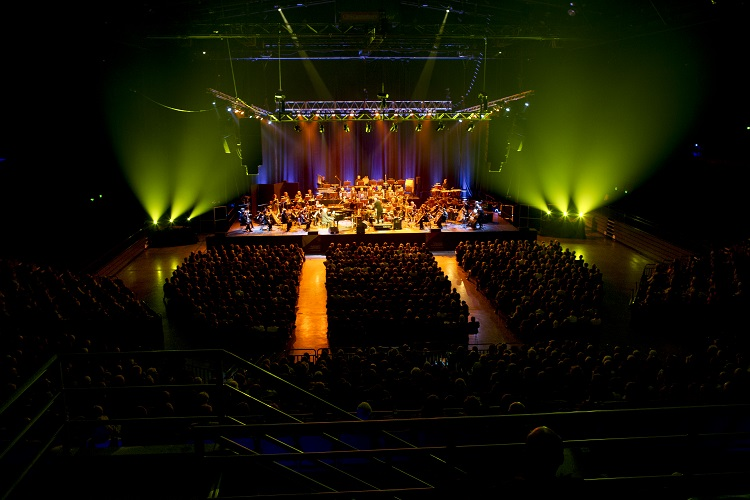 James Morrison & the CSO - NZ Jazz & Blues Festival 2013