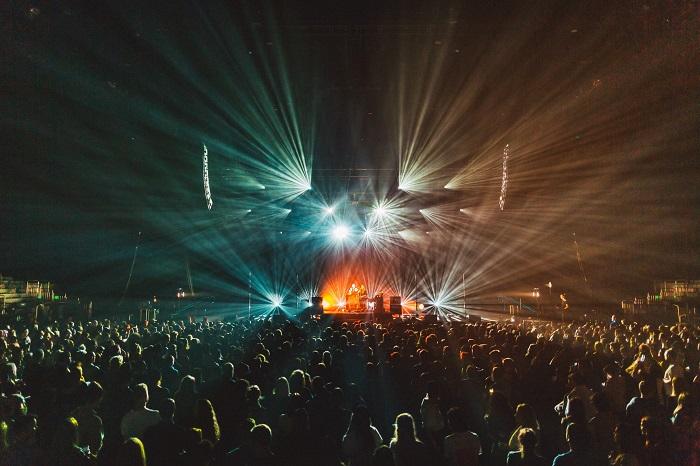 Tash Sultana at Horncastle Arena July 2018