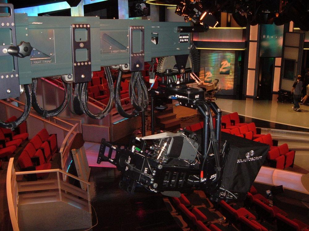 Oprah Camera Crane