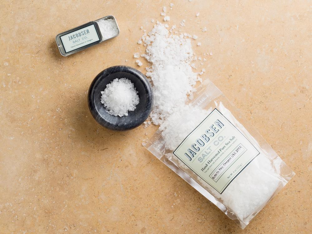 WFM Culinary Council - Jacobsen Salt CO. Sea Salt