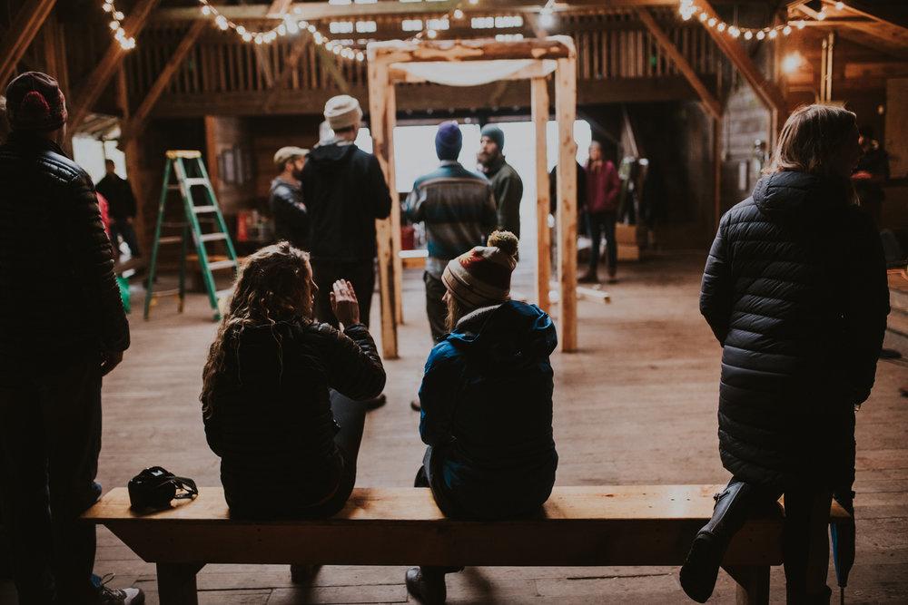 camp namanu wedding photos