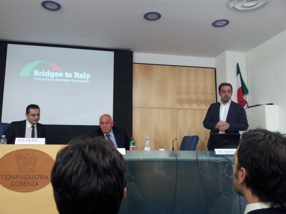 President of Bridges to Italy