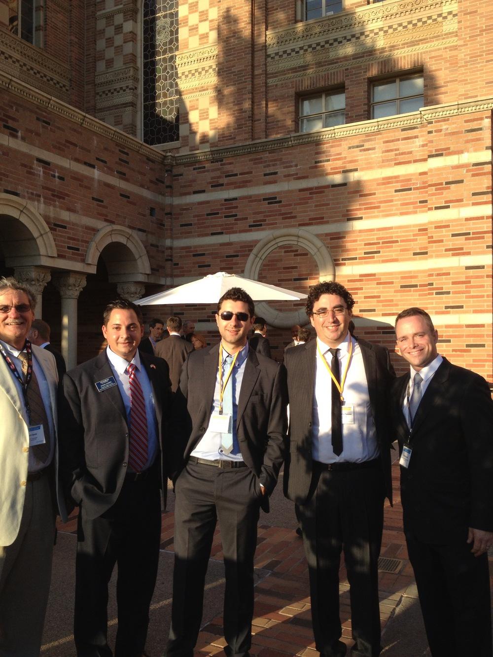 UCLA Opening