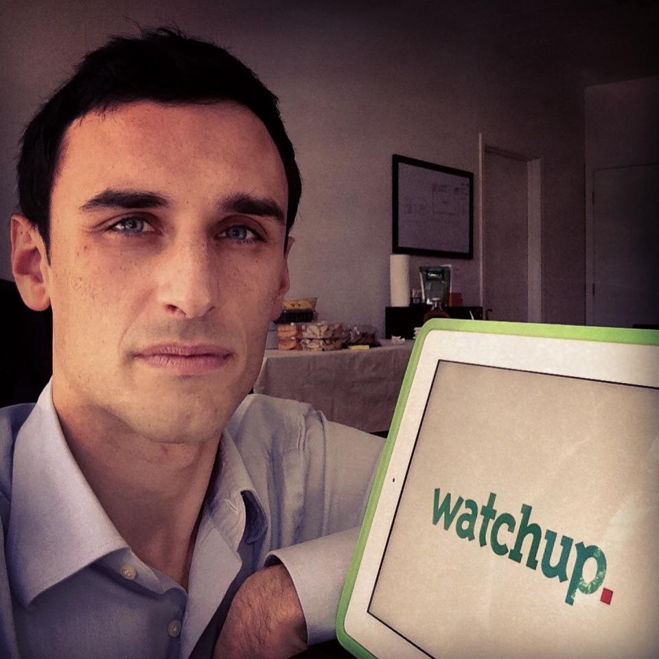 Startupper Adriano Farano
