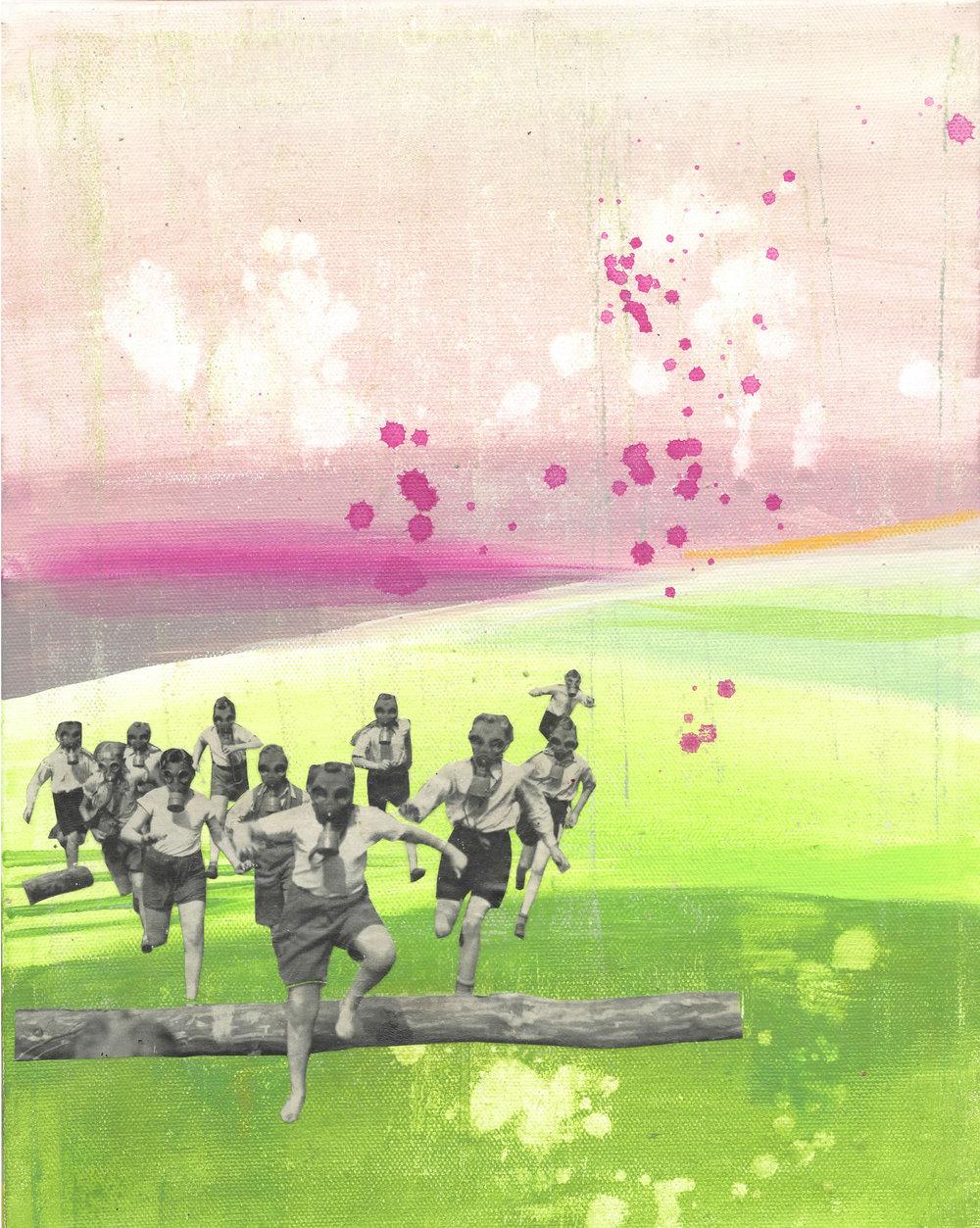 Running Masks Print 8x10.jpg