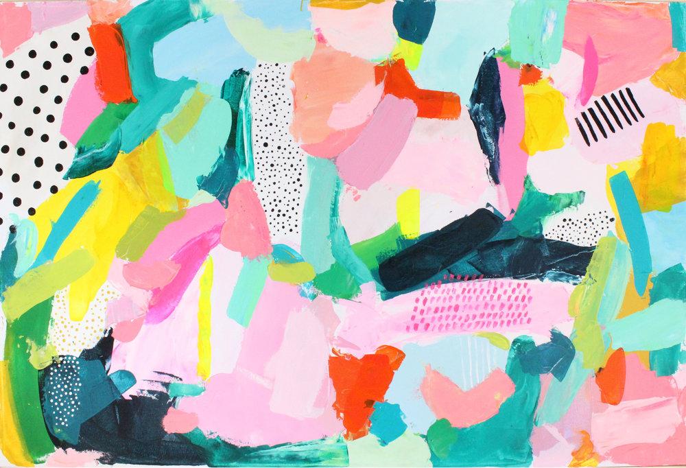 Ashley Mary Art Painting