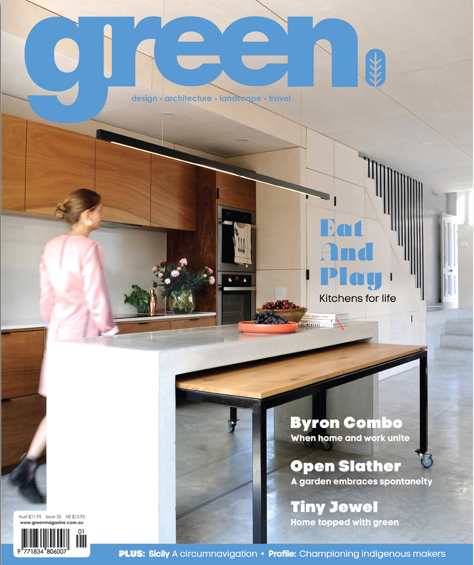 Green Magazine: Issue 53