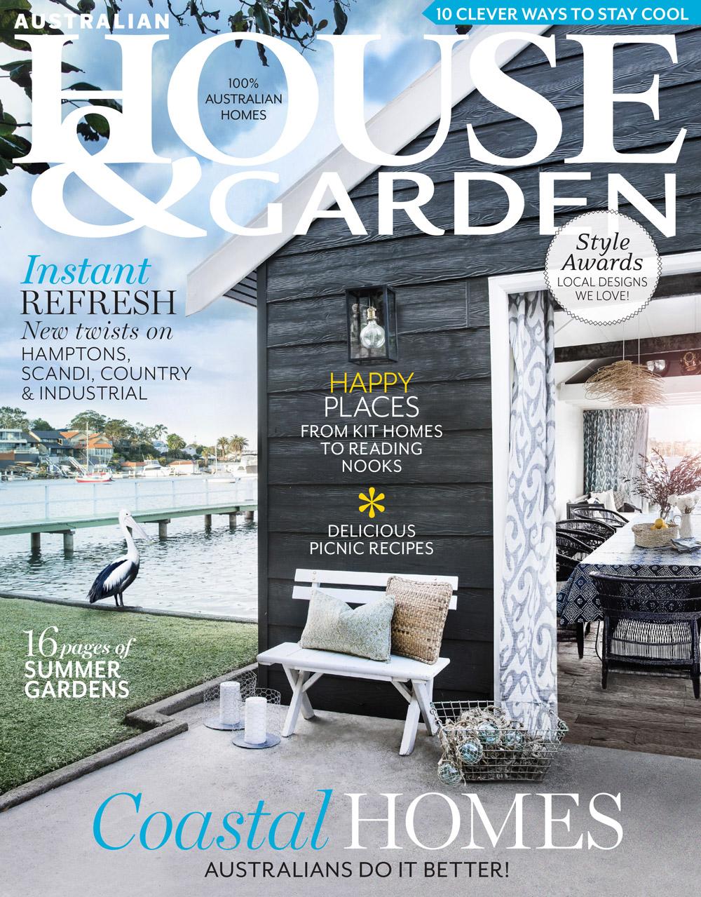 House & Garden: Jan 2018