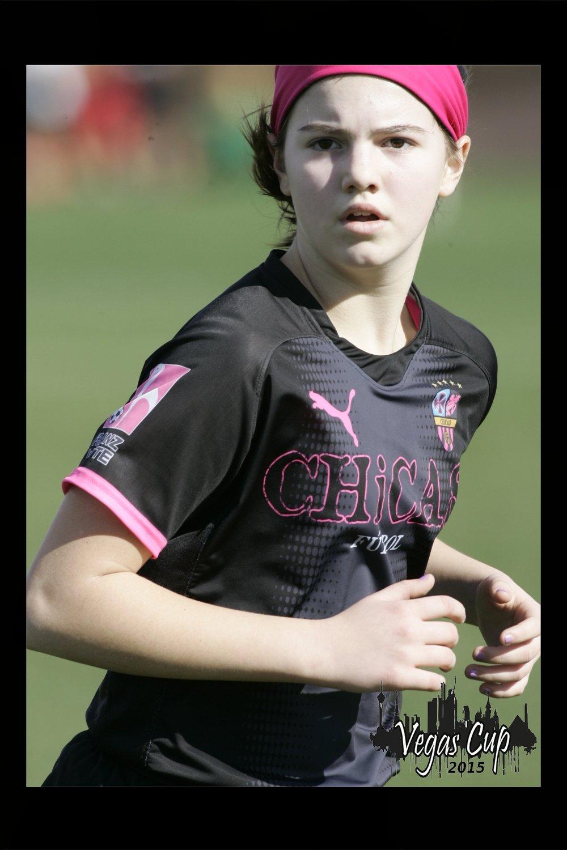 Larissa Wegner, U15 Chicas