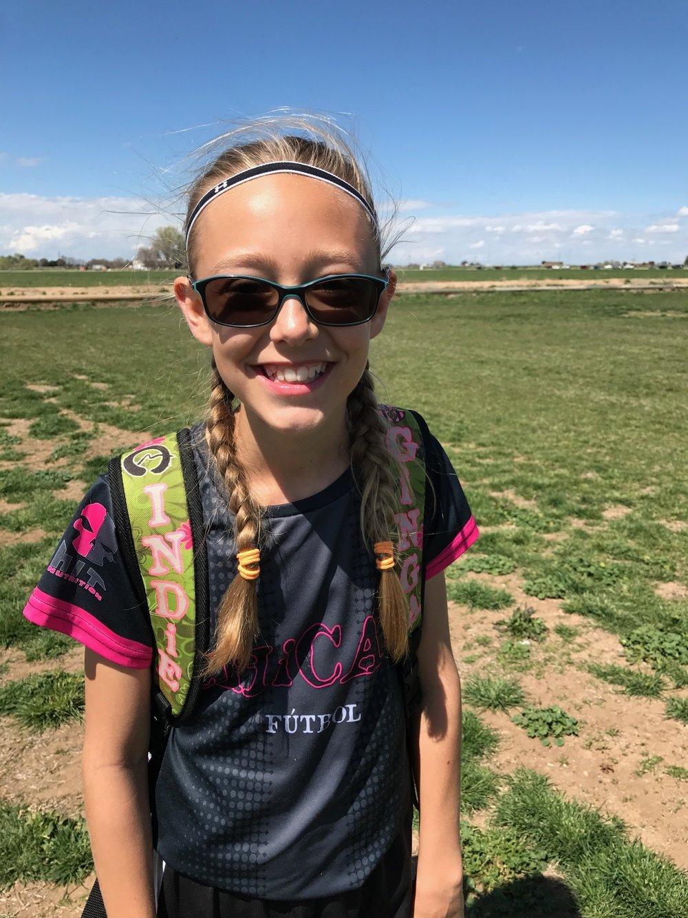 Erin Knoll, U12 Chicas