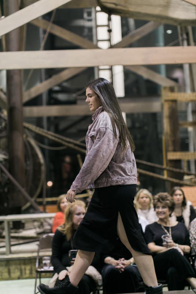 Runway Free People Style show  Ellison
