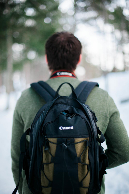 Canon representin'