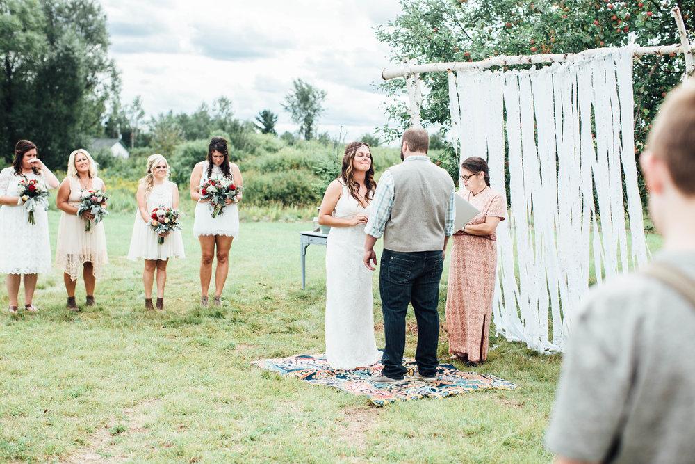 Bohemian Wedding - Sabrina Leigh Studios - Northern Michigan Wedding Photographer051.jpg