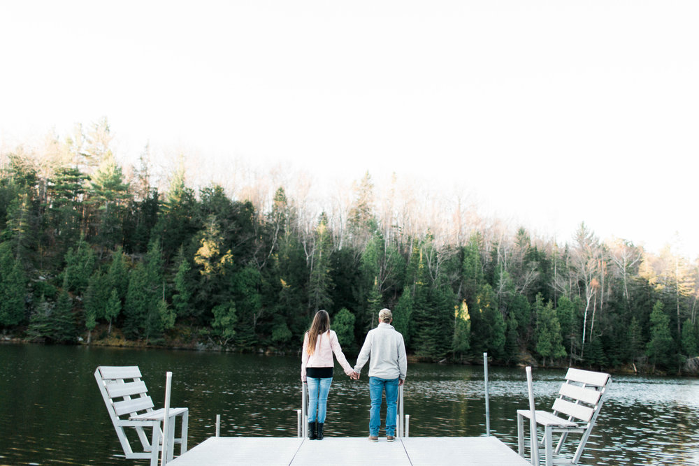 Horse Farm Engagment - Sabrina Leigh Studios - Northern Michigan Wedding Photographer 01.jpg