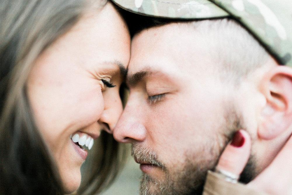 Horse Farm Engagment - Sabrina Leigh Studios - Northern Michigan Wedding Photographer 14.jpg