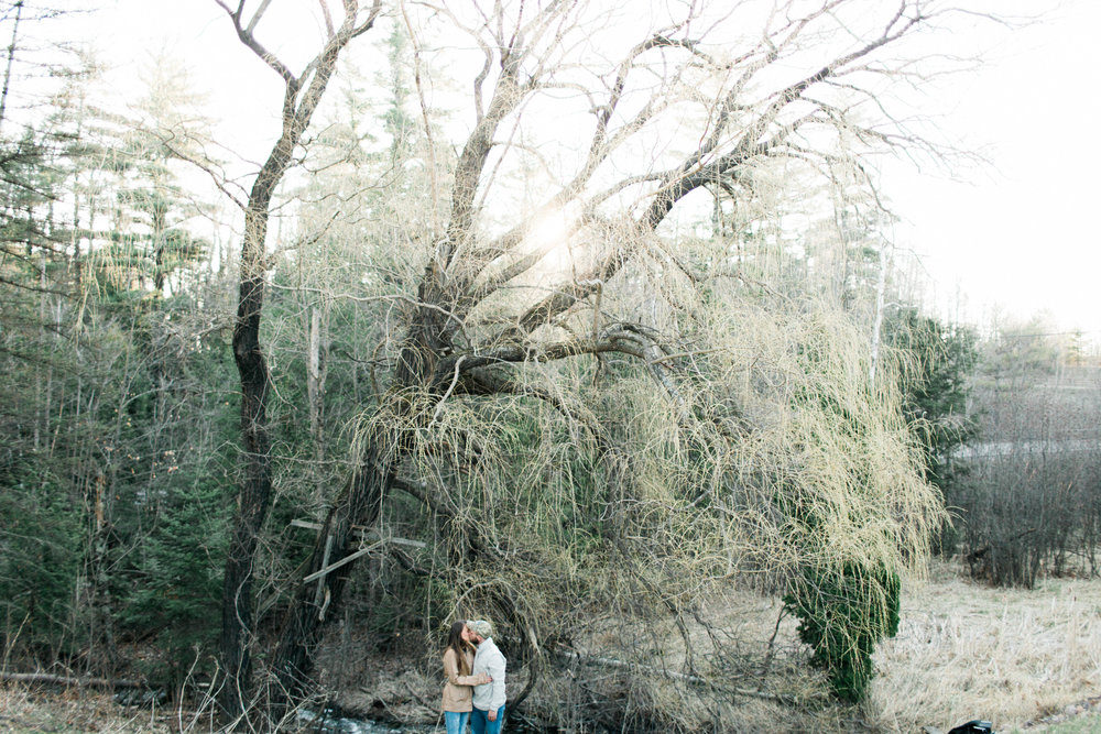 Horse Farm Engagment - Sabrina Leigh Studios - Northern Michigan Wedding Photographer 13.jpg