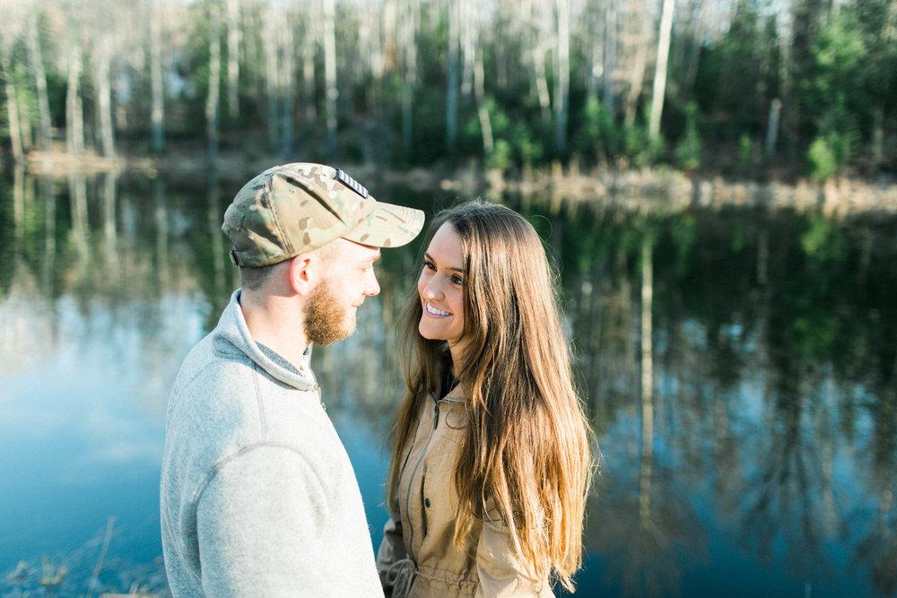 Horse Farm Engagment - Sabrina Leigh Studios - Northern Michigan Wedding Photographer 34.jpg