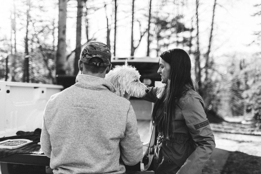 Horse Farm Engagment - Sabrina Leigh Studios - Northern Michigan Wedding Photographer 41.jpg