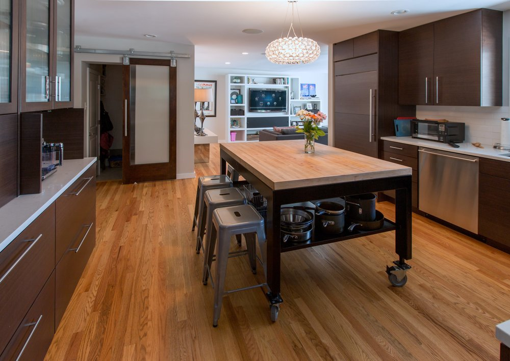A Cape Cod automated home by New England Home Automation