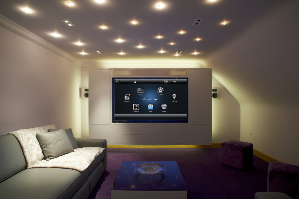 New England Home Automation Theater