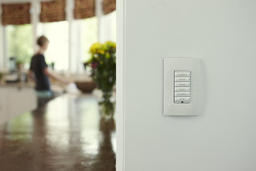 Smart Lighting Keypad