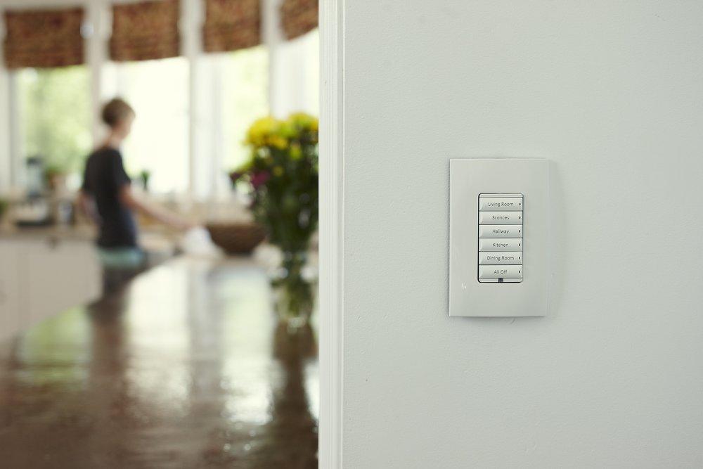 Smart Lighting Keypad