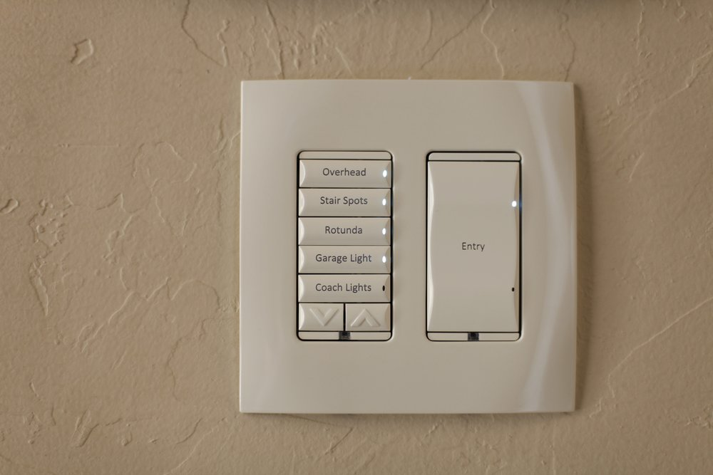 Smart Lighting Keypads