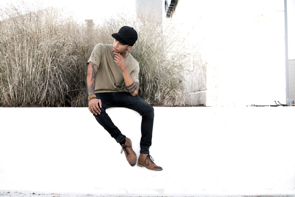 Model : Antonio Dillard ( Founder of Deserted In Urban )