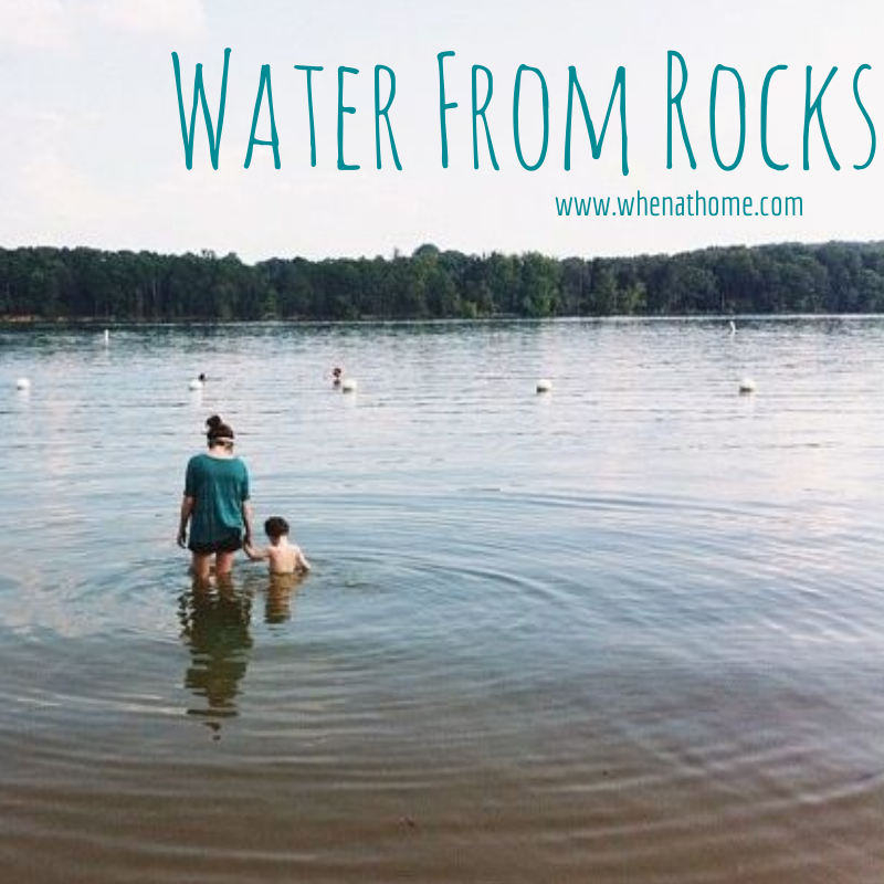 Water From Rocks