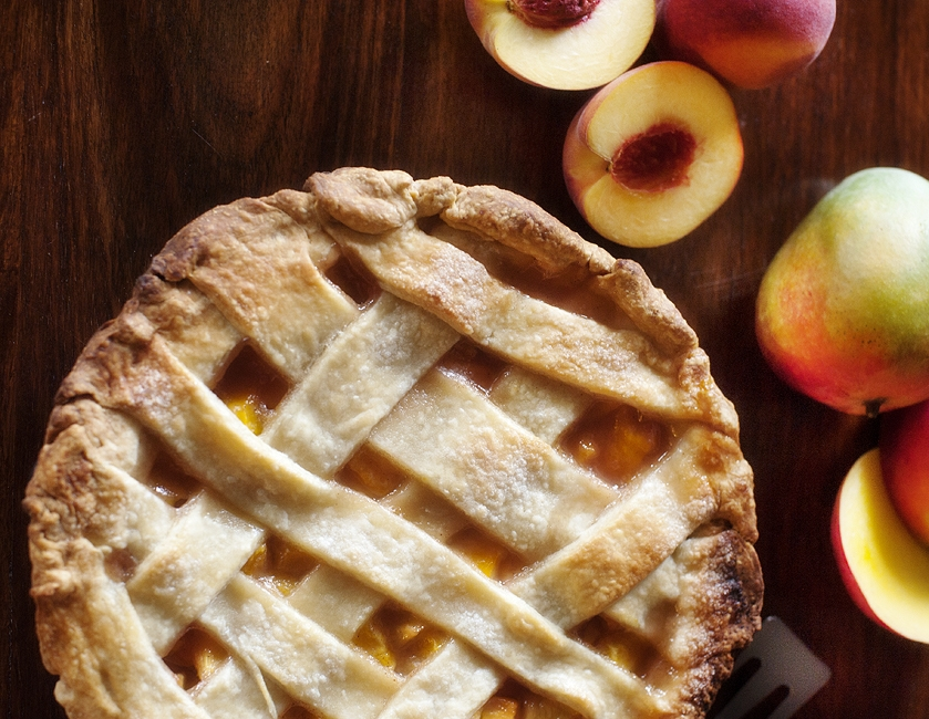 not my pie! click the photo to jump to the recipe  by pretty plain janes