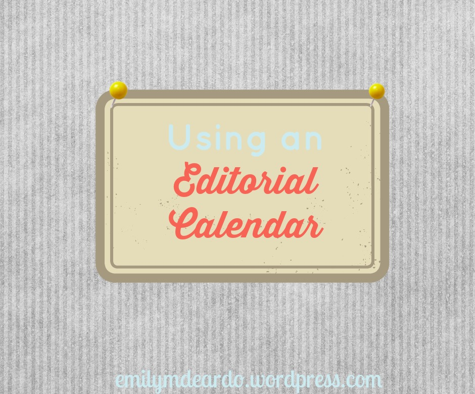 editorial calendar tag