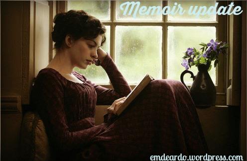 An update on the memoir! @emily_m_deardo