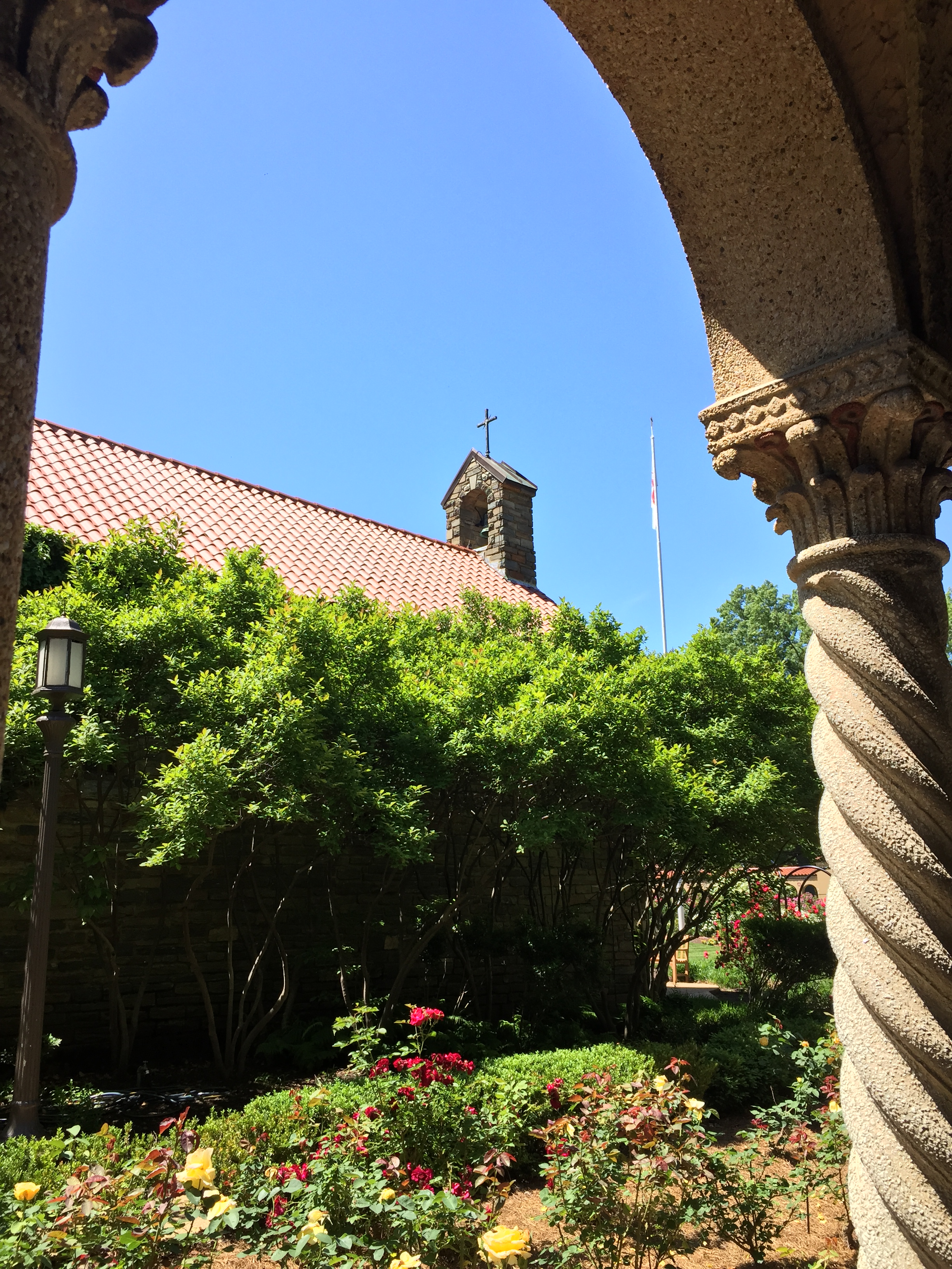 Photo Essay Franciscan Monastery Washington D.C. @emily_m_deardo