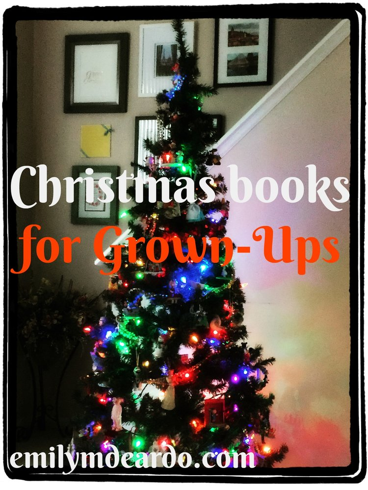 around this time of year there are lots of lists of good christmas books for kids but i dont really see good lists of christmas books for adults