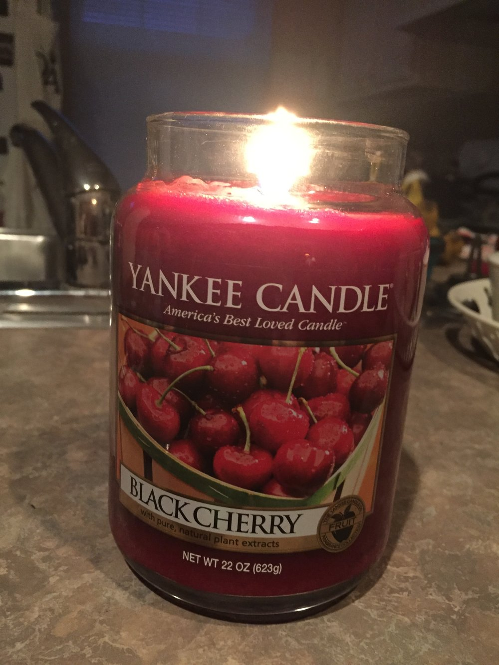 This candle always reminds me of college, specifically my freshman year. One of the girls who lived next door to me kept this candle on her desk.
