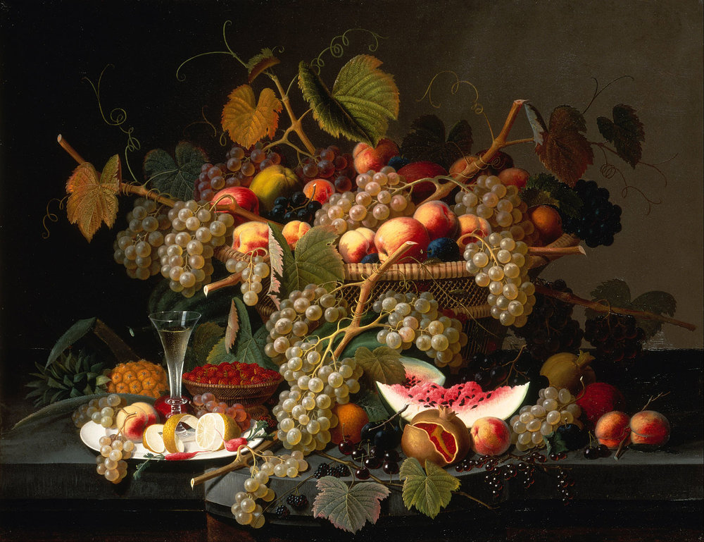 "Roesen, ""Still Life with Fruit"""