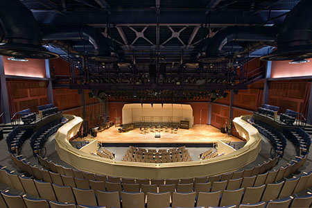 Delbarton New Performing Arts Center -
