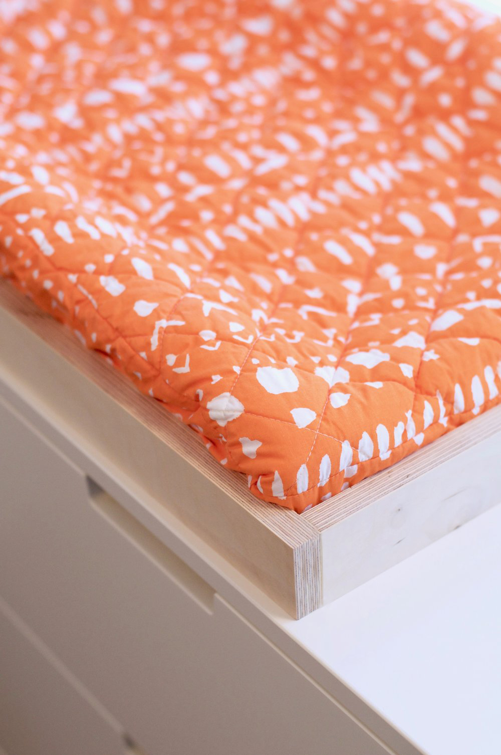 dresser  |  changing pad cover