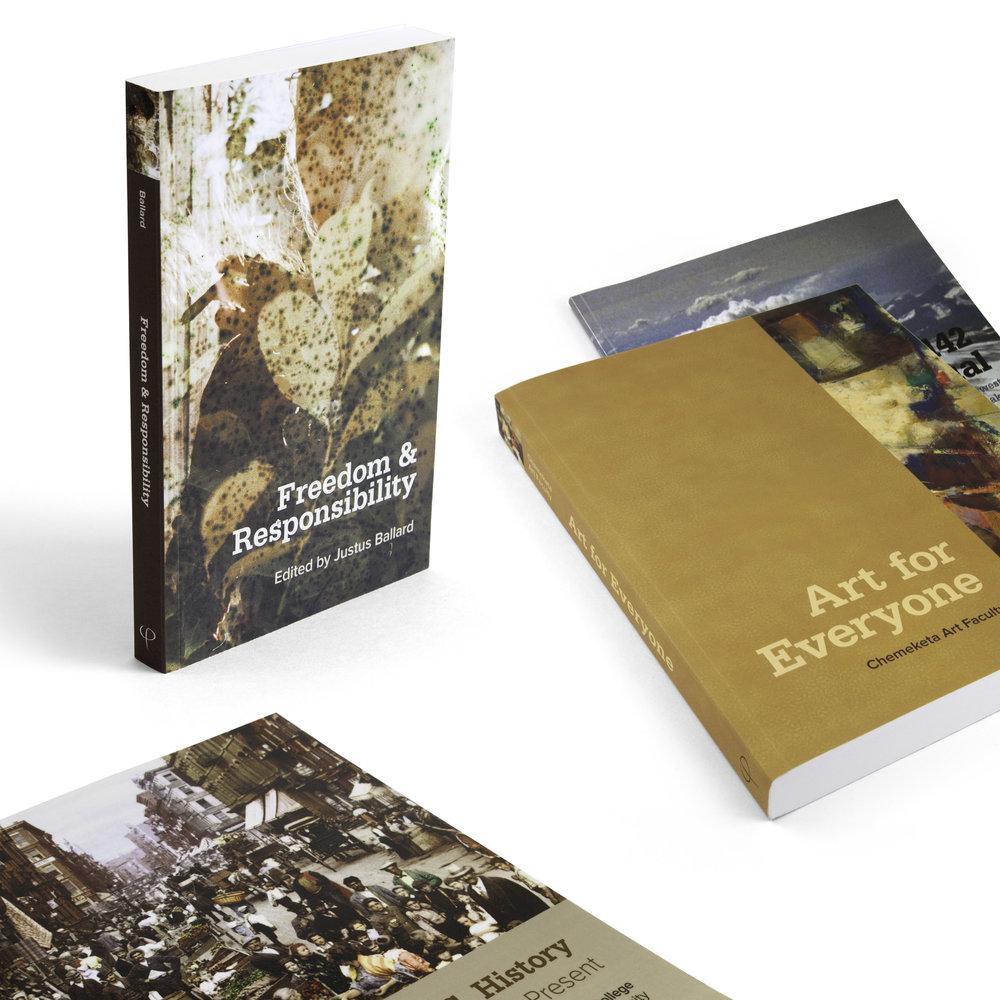 Chemeketa Press Textbooks